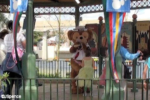 Duffy Meet-&-Greet
