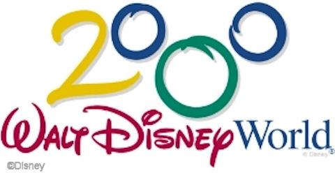 WDW Millennium Logo