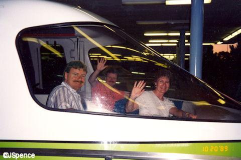Monorail Cab