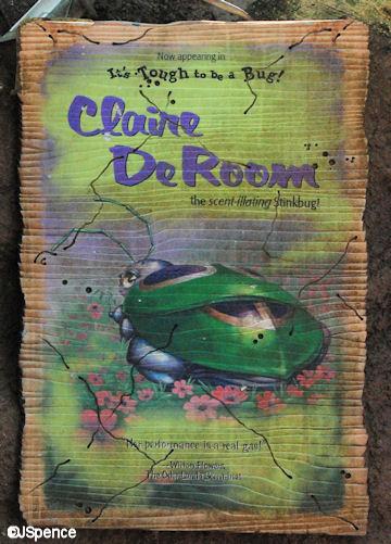 Claire De Room