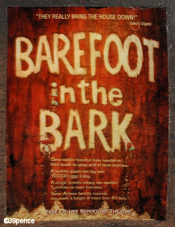 Barefoot in the Bark