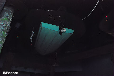 Overhead Rowboat