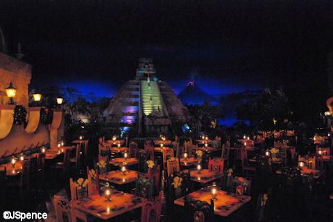 Mexico Pavilion Sky