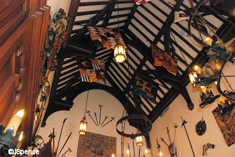 United Kingdom Pavilion Ceiling