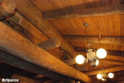 Canada Pavilion Ceiling