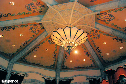 Carthay Circle Theater Ceiling