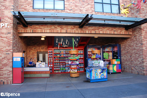 Pixar Ave Shop