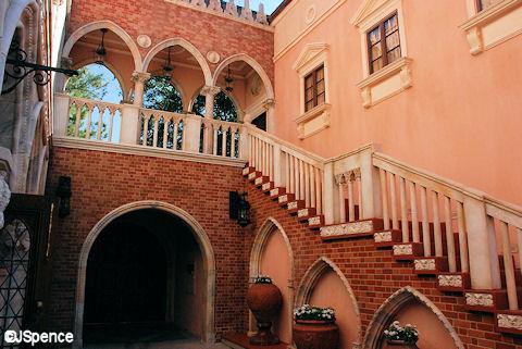 Verona Stairway