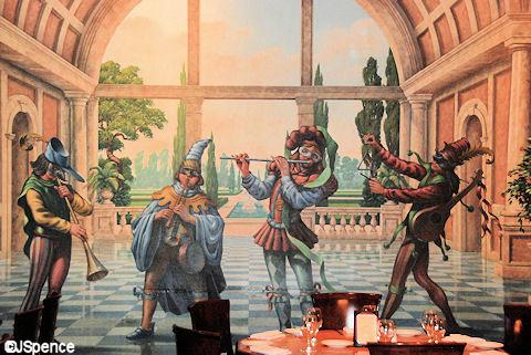 Tutto Italia Murals