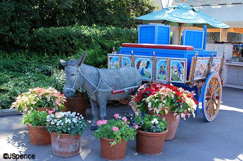 Donkey & Cart