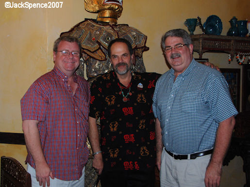 Jack, Donald, and Joe Rhode