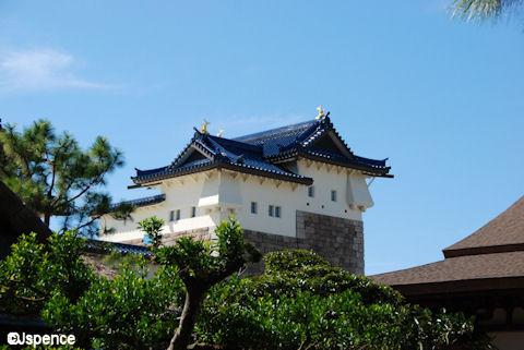 Japan Pavilion Castle