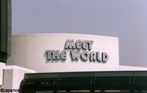 Meet the World at Tokyo Disneyland