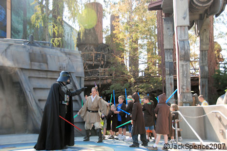 Jedi Training Academy - Disney's Star Tours Attraction