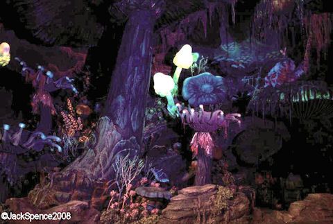Journey to the Center of the Earth at Mysterious Island at Tokyo DisneySea