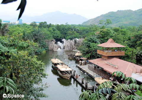Hong Kong Jungle Cruise