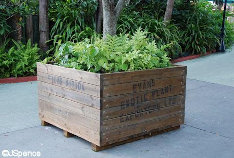 Bill Evans Crate
