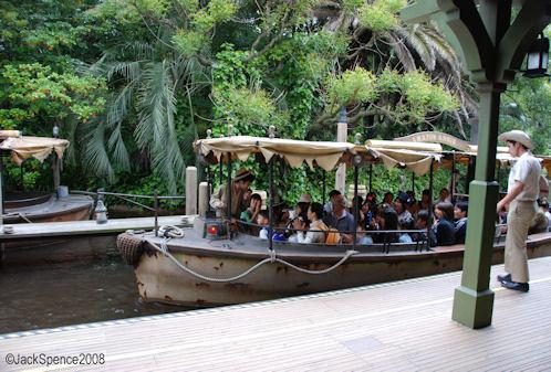 Jungle Cruise Tokyo Disneyland