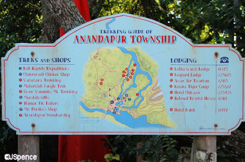 Points of Interest in Anandapur