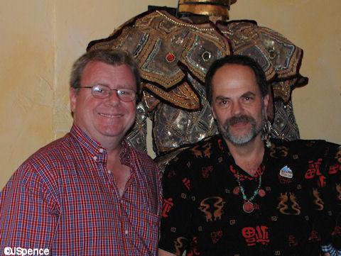 Jack Spence and Joe Rohde