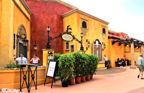 La Hacienda Entrance