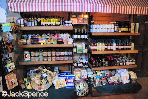 Food Items and Cookbooks