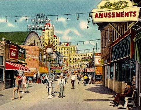 Old Amusement Park