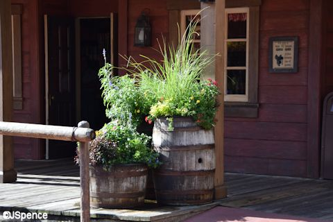 Barrel Landscaping