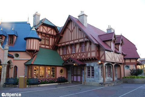 Old Fantasyland