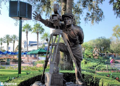 Director's Statue