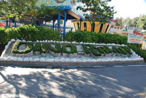 Dino-Rama, license plates