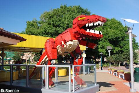 T-Rex Lego
