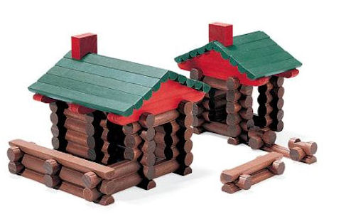 Lincoln Logs Plans. Lincoln Logs