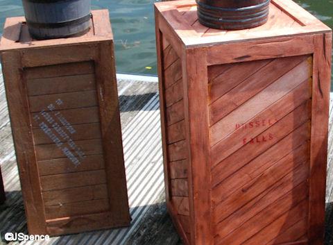 Russel's Falls Crate