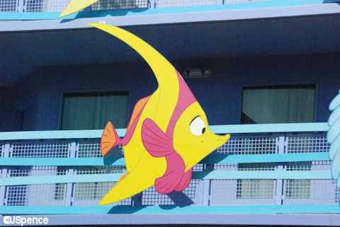 Balcony Fish