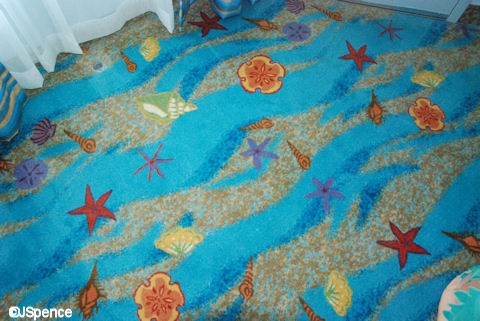 Sea Floor Carpet