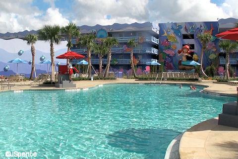 Flippin' Fins Pool