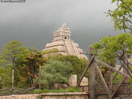 Indiana Jones Adventure:  Temple of the Crystal Skull Tokyo DisneySea
