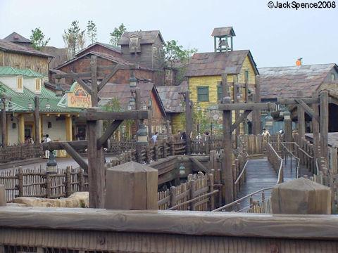 Lost River Delta Tokyo DisneySea