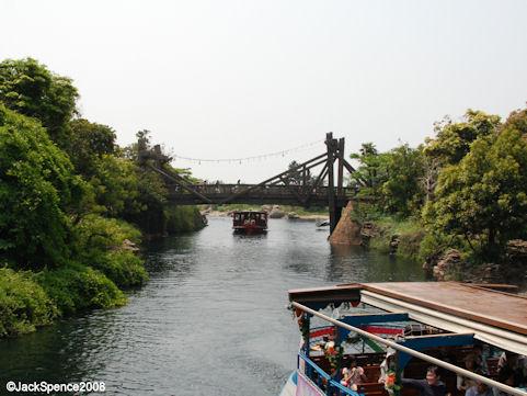 El Rio Perdido Lost River Delta Tokyo DisneySea