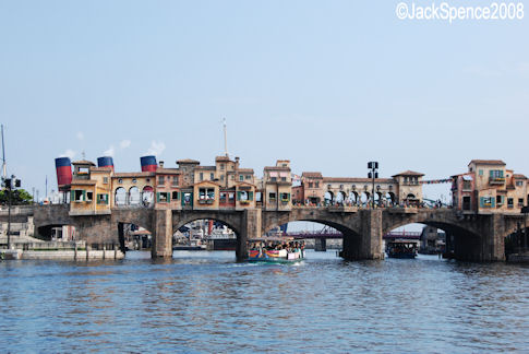 Mediterranean Harbor  Tokyo Disney Sea