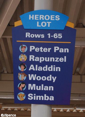 Hero Names