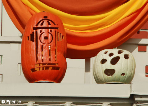 Fire Station Pumpkins