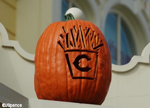 Casey's Corner Pumpkins