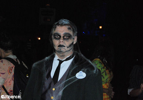Haunted Mansion Cast Member