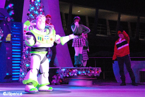 A Totally Tomorrowland Christmas Show