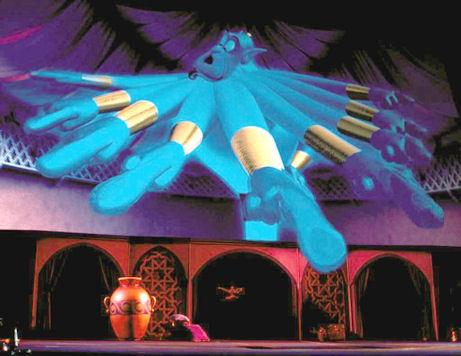 Magic Lamp Theater  Arabian Coast - Tokyo DisneySea