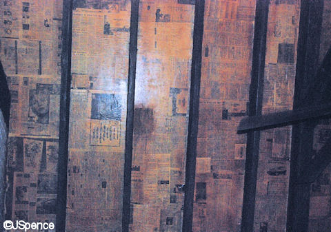 Newspaper Insulation