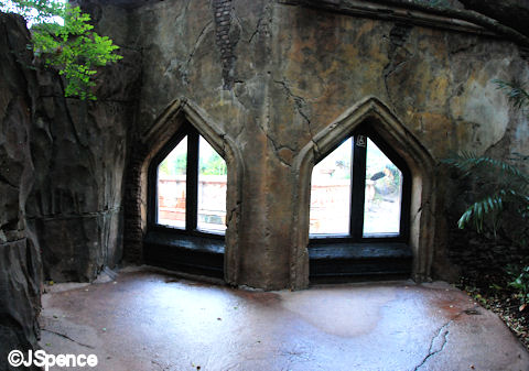 Secondary Tiger Viewing Area