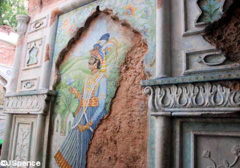 Ecologically Minded Maharajah